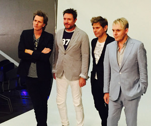 band, duran duran, and pop image