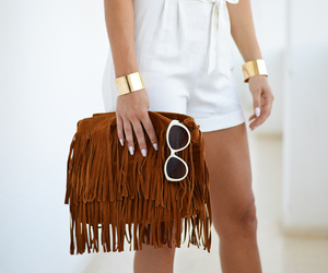 clutch, fashion, and white image