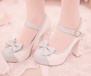 asian, fashion, and shoes image
