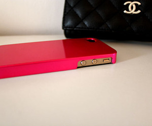 pink iphone case image