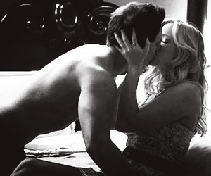 couple, candice accola, and Hot image