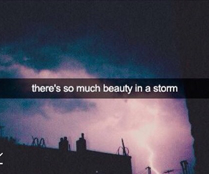 storm, grunge, and snapchat image