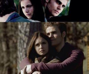tvd, stelena, and love image