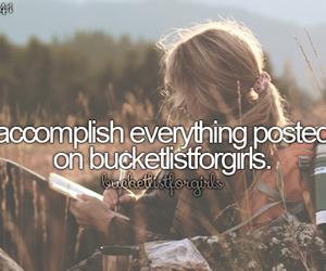 bucketlist image