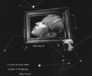 black and white, gd, and jiyong image