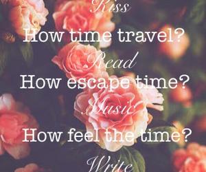 book, escape, and feel image