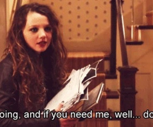 girl, quote, and dorrit image