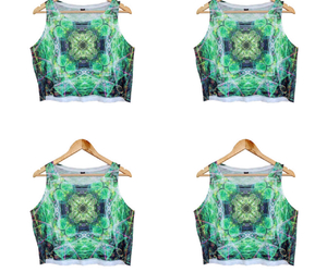 fashion, tees, and cropped tee image