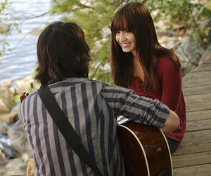 camp rock, demi lovato, and Joe Jonas image