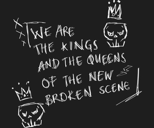 5sos, she's kinda hot, and Lyrics image