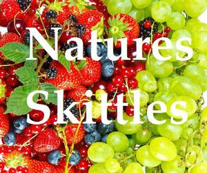 berries, healthy, and nature image