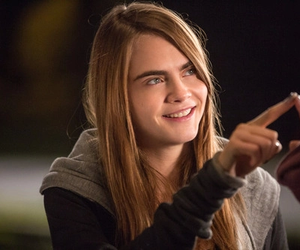 paper towns, cara delevingne, and john green image