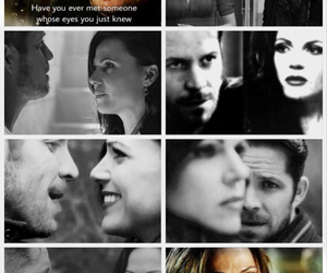 once upon a time, outlaw queen, and outlawqueen image