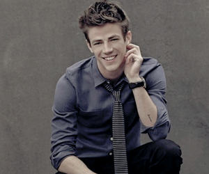 the flash, grant gustin, and lockscreens image