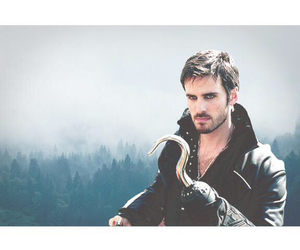 hook, ️ouat, and colin odonoghue‬ image