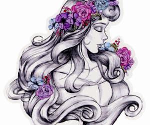 disney, princess, and aurora image