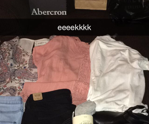 forever21, hollister, and abercrombie image