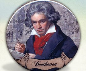 accessories, acessorios, and Beethoven image