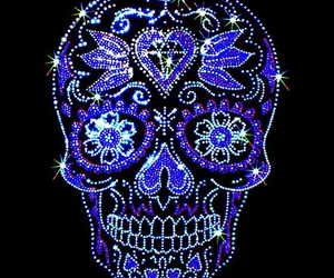 candy skull image