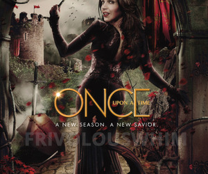 once upon a time, camelot, and evil queen image