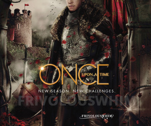 once upon a time, prince charming, and camelot image
