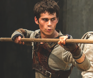 dylan o'brien, the maze runner, and Hot image