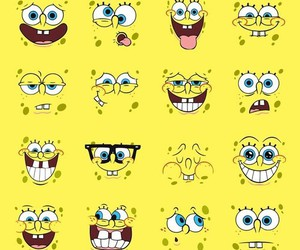 spongebob and yellow image