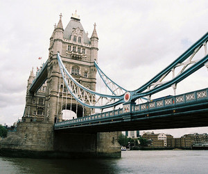 vintage, photography, and london image