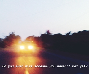 miss you, quote, and someday image