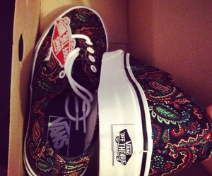 vans, aesthetic, and style image