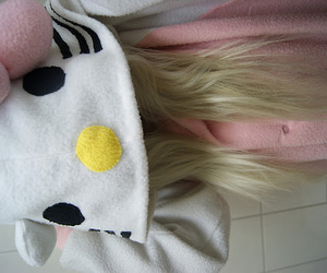 adorable, blond, and blonde hair image