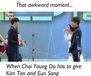 award, couple, and park shin hye image