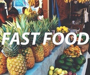 fast food, healthy, and fastfood image