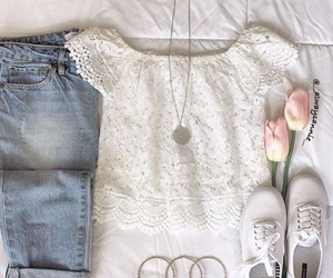 outfit, fashion, and pretty image
