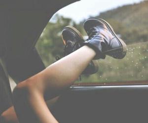 car, tumblr, and dark image