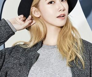 beautiful, blonde, and girls generation image