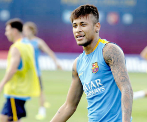 neymar, Barca, and training image