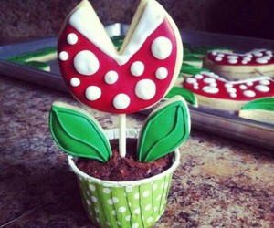Cookies and cupcake image