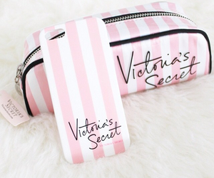 pink, Victoria's Secret, and style image