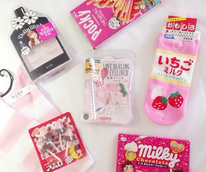 pocky, japan, and japanese image