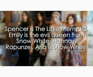 pretty little liars, emison, and lucy hale image