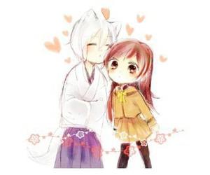 anime, kamisama hajimemashita, and couple image