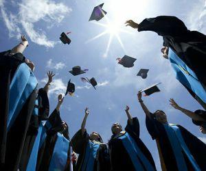 graduation, story, and wattpad image
