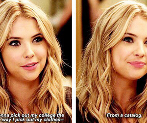 pretty little liars, pll, and hanna marin image