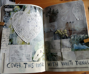 cover, things, and white image