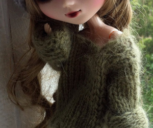 doll, cute, and hope image