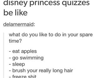disney, funny, and jokes image