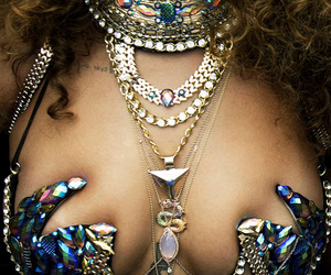 rihanna, riri, and jewelry image