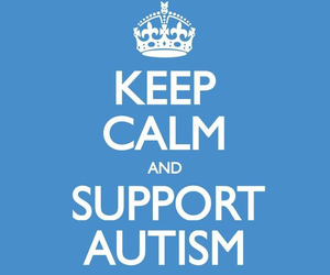 autism, awareness, and educated image