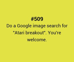 breakout, game, and google image